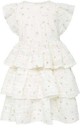 LoveShackFancy Talita Ruffle Dress