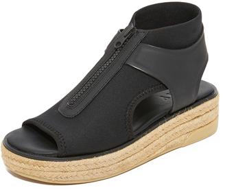 DKNY Suki Espadrille Sandals $178 thestylecure.com