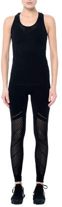 Laurèl Nylora Warp Performance Leggings