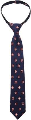 Cufflinks Inc. Captain America Shield Zipper Tie Ties