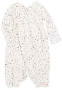 Bonpoint Baby's & Toddler's Jumpsuit Pajamas
