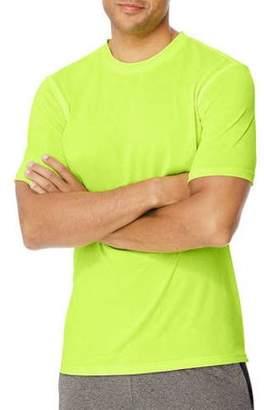 Hanes Sport Big Men's Heathered Training Tee