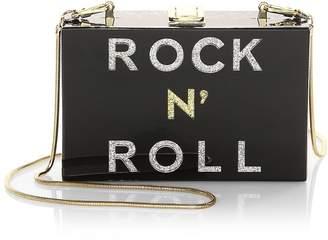 Milly Women's Rock N' Roll Smoky Box Clutch