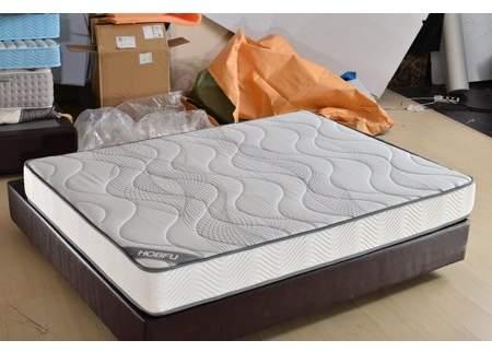 ICOCO Memory Foam Ergonomic Design Comfortable High Density Sleeping Mattress Pad