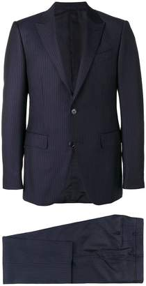 Ermenegildo Zegna two-piece pinstriped suit