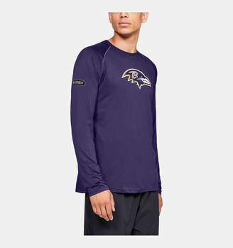 Under Armour Men's NFL Combine Authentic UA Tech Long Sleeve