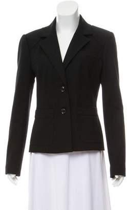 Diane von Furstenberg Rev Bullit Wool Blazer