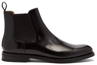 Church's Monmouth Leather Chelsea Boots - Womens - Black