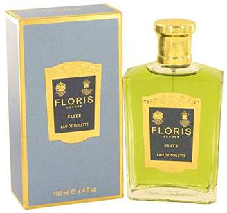 Floris Elite by Eau De Toilette Spray 3.4 oz
