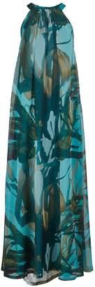 Max Mara Noemi silk maxi dress