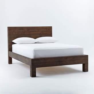 west elm EmmersonTM Reclaimed Wood Bed Set - Chestnut
