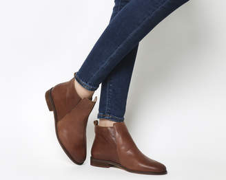 Office Alter Casual Flat Boots