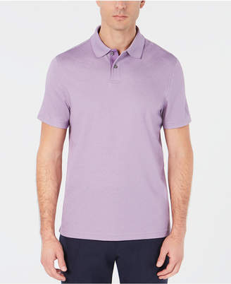 Tasso Elba Men Classic-Fit Supima Blend Cotton Polo