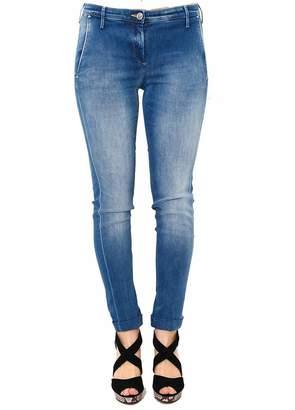 Jacob Cohen Slant Pockets Jeans