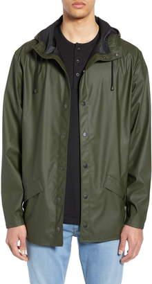 Rains Lightweight Hooded Rain Jacket