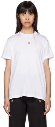 Stella McCartney White Mini Star T-Shirt