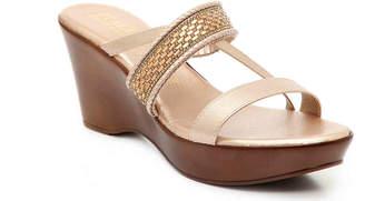 Italian Shoemakers Lucierne Wedge Sandal - Women's