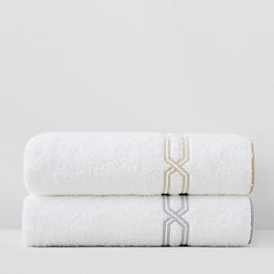 Fiorentina Guest Towel