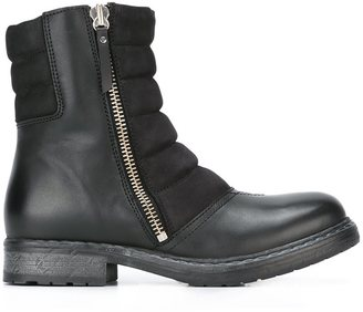 Diesel 'D-My Rock Pad' boots $246.17 thestylecure.com