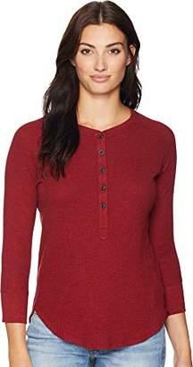 Pendleton Women's Better Than Basic Henley Shirt