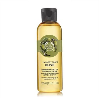 The Body Shop Olive Beautifying Dry Oil for Body, Face & Hair