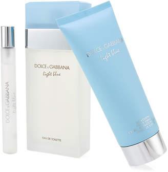 Dolce & Gabbana Light Blue 3-Piece Fragrance Gift Set