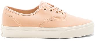 Vans Authentic DX Sneaker $80 thestylecure.com