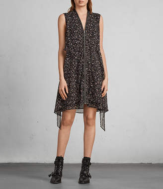 AllSaints Jayda Pepper Dress