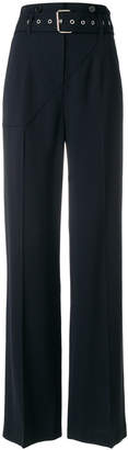 3.1 Phillip Lim belted flared trousers