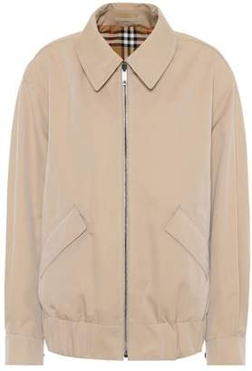 Burberry Reversible Rainbow checked jacket