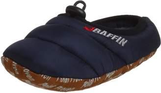 Baffin Kid's Cush Slipper, Navy, (YS) 10-11 M US Little Kid