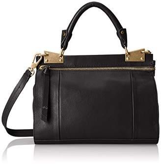 Foley + Corinna Dione Mini Messenger Top Handle Bag