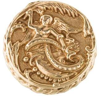 Dragon Optical Eric de Kolb Saint George and the Pendant in 14k