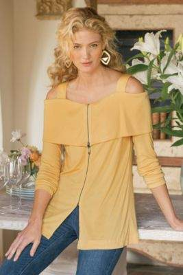 Soft Surroundings Comfy Pullover