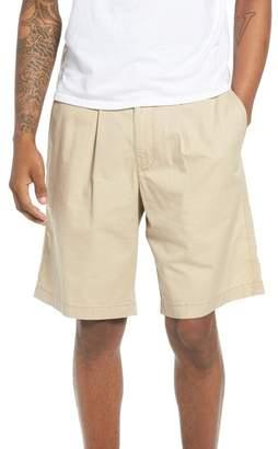 The Rail Pleated Chino Shorts