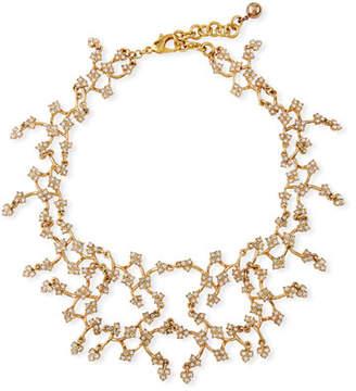 Lulu Frost Jackie Crystal Necklace