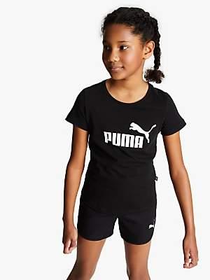 Puma Girls' Essential Sports T-Shirt