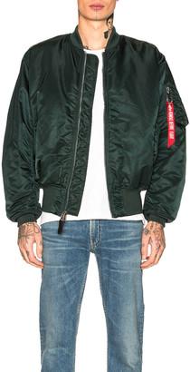 Alpha Industries MA-1 Blood Chit Jacket