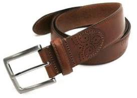 Boconi Davis Leather Belt