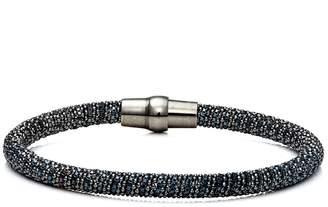 Durrah Jewelry - Graphite Spring Bracelet
