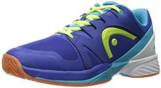 Head Men's Nitro Pro Indoor Shoe (/Neon Yellow) - 4.5 D(M) US
