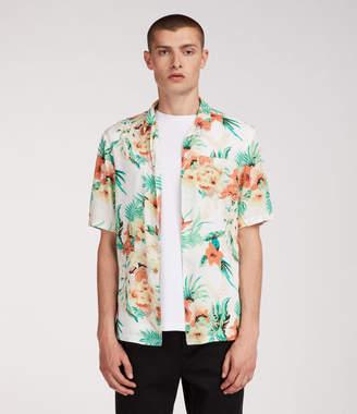 AllSaints Calypso Hawaiian Shirt