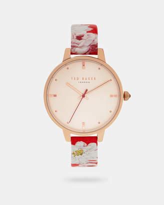 Ted Baker CARLELO Iguazu strap watch