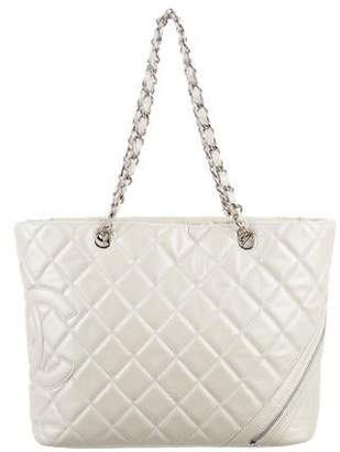 Chanel Cotton Club Tote