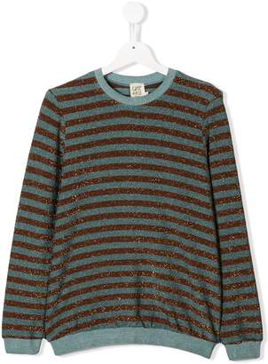 Caffe Caffe' D'orzo striped pattern jumper