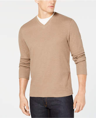 Club Room Men's Double V-Neck T-Shirt
