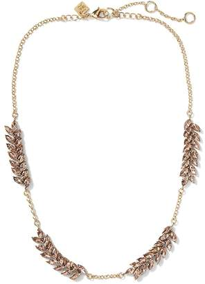 Banana Republic Autumn Wheat Short Necklace