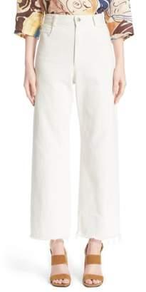Rachel Comey Legion Wide Leg Denim Pants