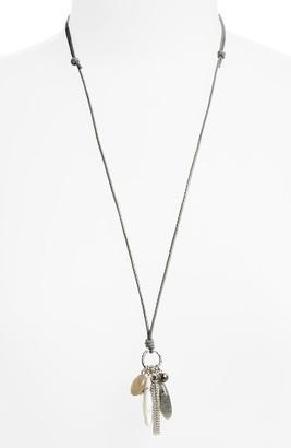Women's Treasure & Bond Cluster Pendant Necklace $39 thestylecure.com