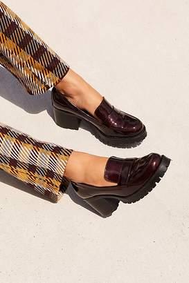 Jane & The Shoe Lexden Block Heel Loafer